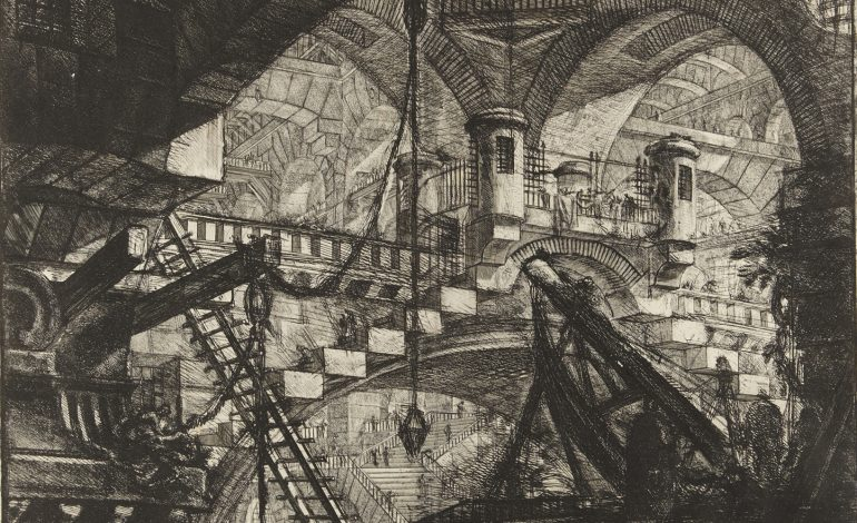The Imaginary Prisons of Piranesi