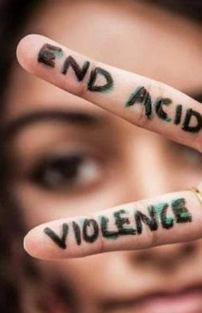 Επιθέσεις με οξύ: ένα έγκλημα της βικτωριανής <br />εποχής επιστρέφει στην εποχή της εικόνας