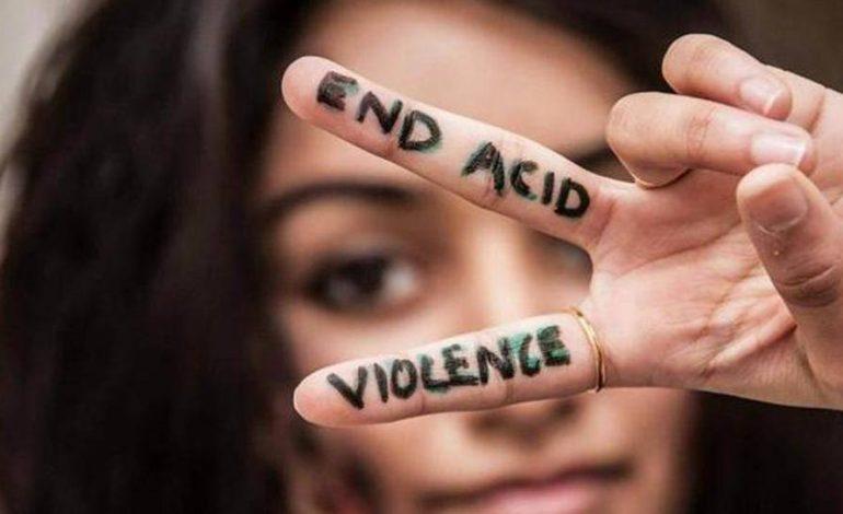 Επιθέσεις με οξύ: ένα έγκλημα της βικτωριανής εποχής επιστρέφει στην εποχή της εικόνας