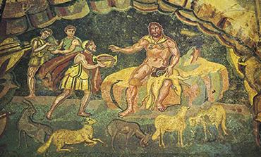 Η μέθη ως αδίκημα στην αρχαιοελληνική τέχνη