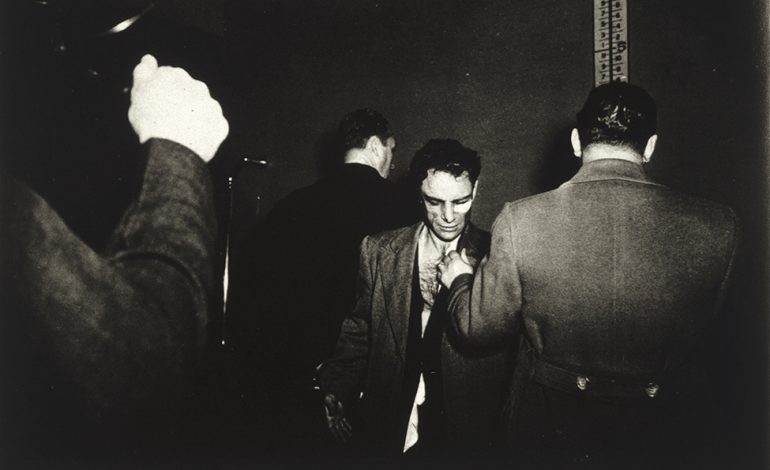 Crime and the art of photography