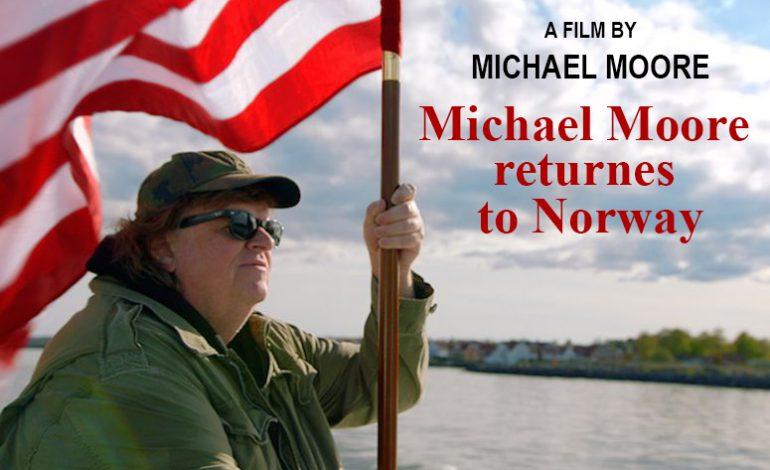 Το νορβηγικό σωφρονιστικό σύστημα μέσα από τον φακό του Αμερικανού σκηνοθέτη  ντοκιμαντέρ M. Moore