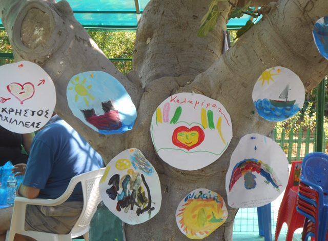 Υπαίθρια παιδικά επισκεπτήρια στο Κ.Κ. Κορυδαλλού: μια δράση για την ενίσχυση των οικογενειακών δεσμών του κρατούμενου πατέρα