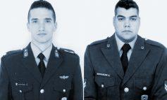 Η σύλληψη δύο Ελλήνων στρατιωτικών <br/>στην περιοχή του Έβρου, η κράτησή τους <br/>στην Ανδριανούπολη και η αποφυλάκισή τους