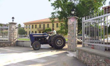 Εσωτερικός Κανονισμός Λειτουργίας <br/>των Αγροτικών Καταστημάτων Κράτησης: <br/>Παρουσίαση των καινοτόμων ρυθμίσεων