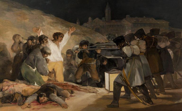 Η 3η Μαΐου 1808 του Γκόγια: η νεωτερική τομή στην απεικόνιση της βίας